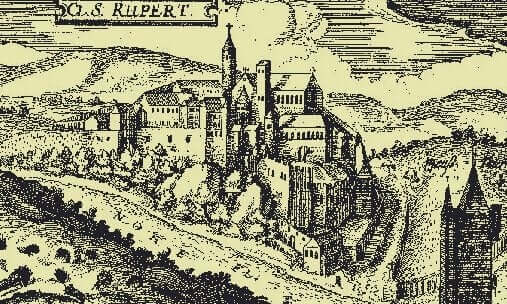 힐데가르트 폰 빙엔 : 여성 대학자의 생애 - 힐데가르디스 빙겐시스가 지낸 수도원