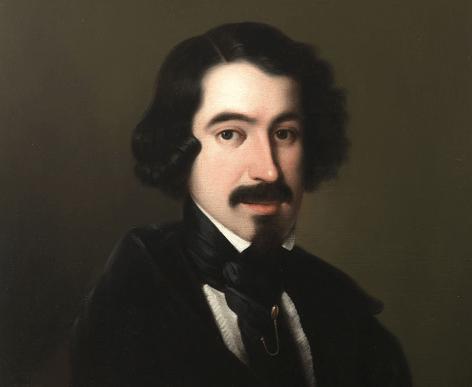 낭만주의 시인, 호세 데 에스프론세다의 전기