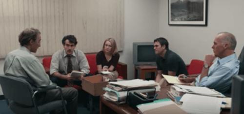 영화, 스포트라이트: 저널리즘의 가치
