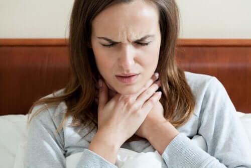 히스테리성 실성증과 전환 증상