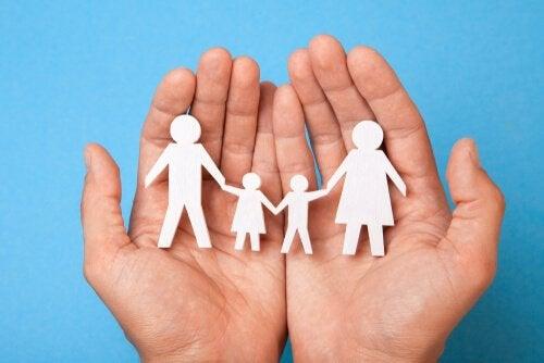 가족 구성원과의 유대감 단절