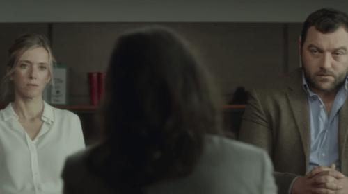 """가정폭력에 관한 영화 """"아직 끝나지 않았다"""""""