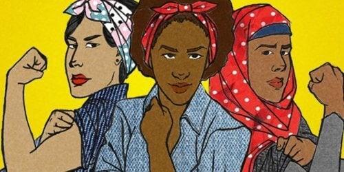 왜 여성들은 3월 8일에 시위를 할까?