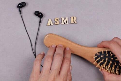 ASMR - 빗과 이어폰