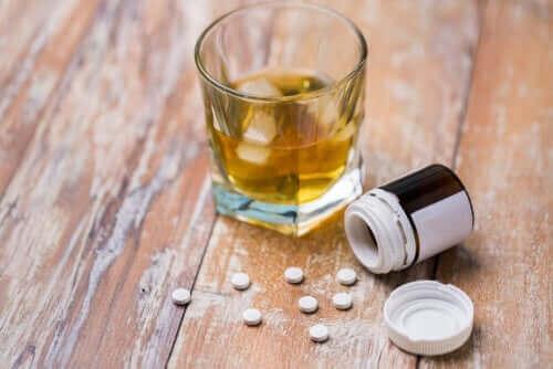 우울증 치료약과 술: 무엇이 위험한가?