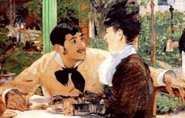 에두아르 마네: 최초의 인상주의 화가