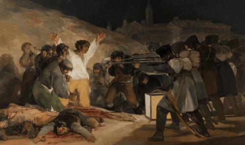 고야 - 1808년 5월 3일