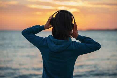 몸에 영향을 미치는 음악 치료