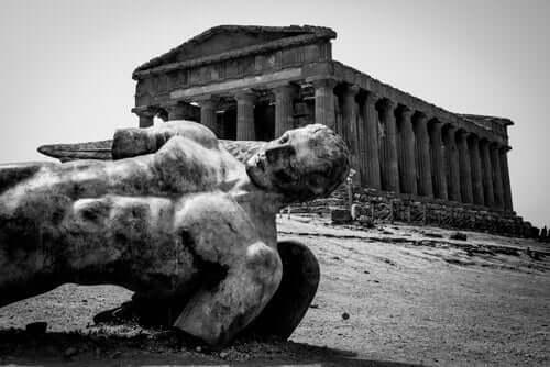 다이달로스 - 그리스 신화