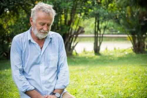 노예 조부모 증후군의 증상