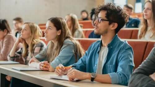 대학 생활 : 보이는 것과 같지 않다