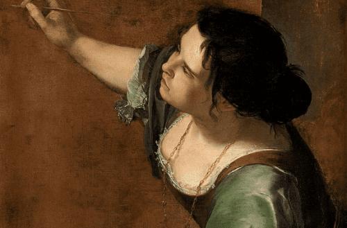 아르테미시아 젠틸레스키: 바로크 시대 화가의 전기