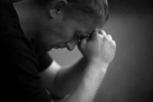 주산기 사망 - 괴로워하는 아빠