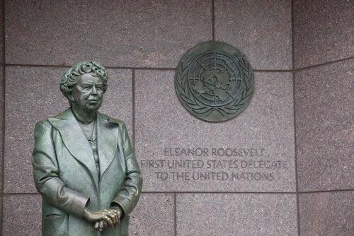 루즈벨트 동상