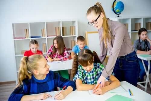 특별한 도움이 필요한 학생들을 위한 교육과정 수정