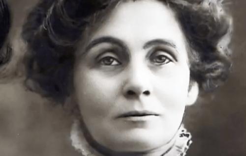 에멀린 팽크허스트 - 얼굴