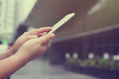 새로운 기술 - 스마트폰 2