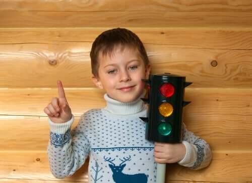 감정을 관리하는 신호등 시스템