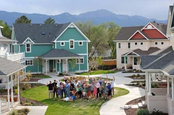 공동 주택: 새로운 커뮤니티 라이프 스타일