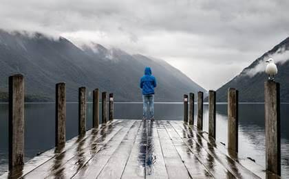 얼어붙거나 지연된 슬픔: 만성화되는 고통
