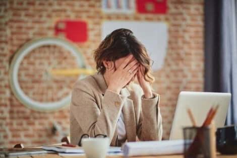 스트레스는 위험 요소