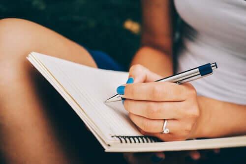 사랑하는 나, 아프게 해서 미안해 - 글쓰기