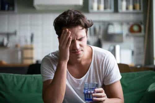 편두통: 종류와 약리 요법