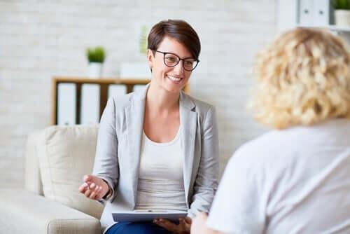 심리치료를 위한 상담 기술