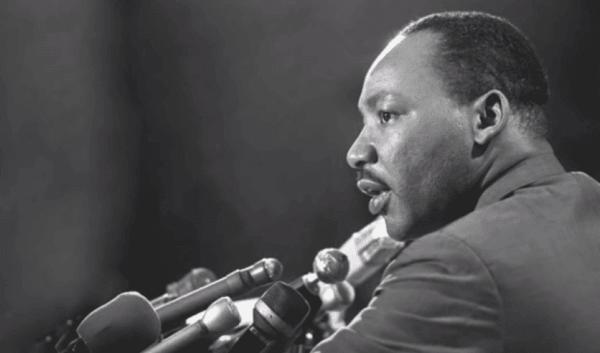 마틴 루서 킹과 시민권 추구