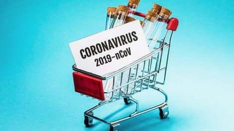 코로나바이러스 공황 상태에서의 구매: 이게 다 무슨 일인가?