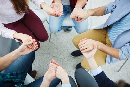 사회 심리적 재활: 삶을 재구성하는 기술