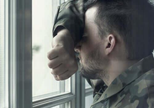 군인 증후군: 외상 후 스트레스 장애