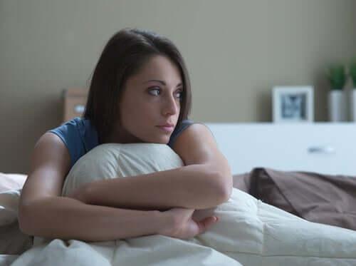 6. 심리적 장애가 있는 사람들은 상태가 악화할 수 있다