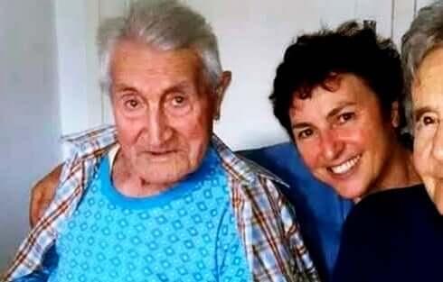 알베르토 벨루시: 101세의 코로나바이러스 생존자