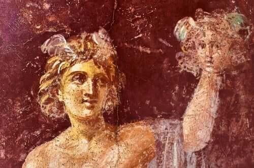 메두사와 페르세우스의 신화