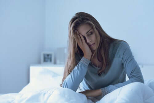 COVID-19 위기 중 수면 문제