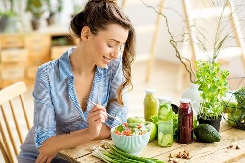 사람들이 채식주의자의 생활 방식을 선택하는 이유