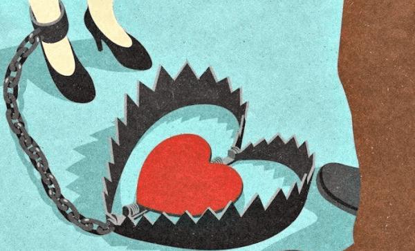 인간관계 사이에서의 권력 투쟁