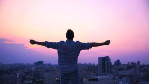 개인의 힘에 관한 두 가지 생활 규칙