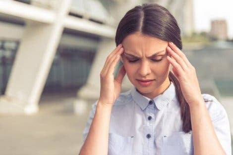 스트레스로 인한 심리생리적 장애의 발생
