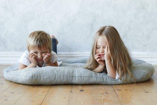 어린이의 지루함: 강력한 학습 도구
