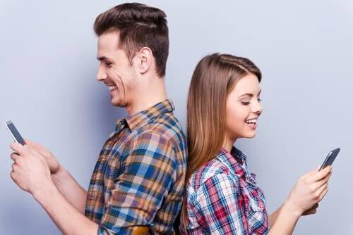 온라인 우정의 특징