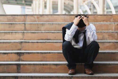 건강과 실업 사이의 관계