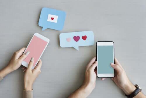 데이트 앱: 심리학적 관점
