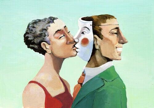 세 가지 종류의 거짓: 시뮬레이션, 거짓말, 기만