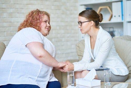 비만 치료를 위한 인지 교정 요법