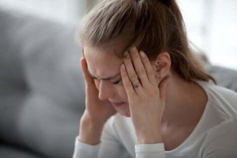 육체적 고통에 대한 정신적 인식