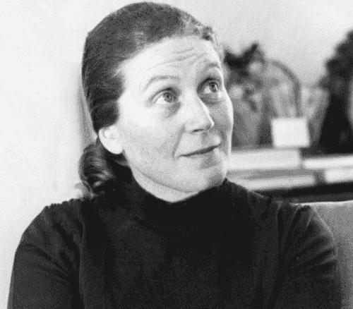 스탈린의 딸 스베틀라나 알릴루예바의 생애