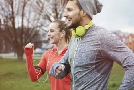 음악과 운동에 관한 연구