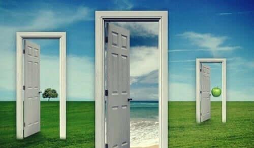 열린 마음: 보이는 것과 같지 않다